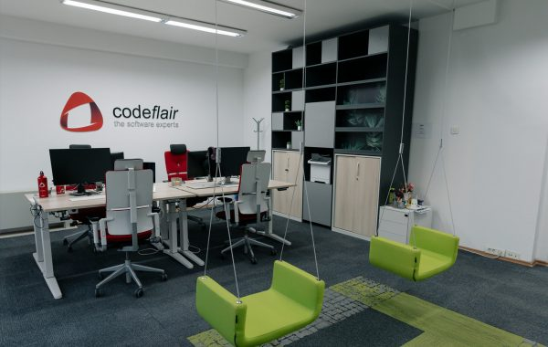 codeflair office in skopje
